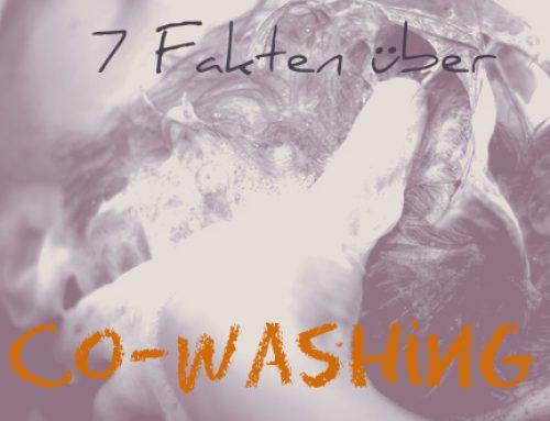 7 Dinge, die ihr über Co-Washing wissen müsst