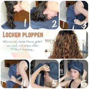 Plopping-Methode Anleitung