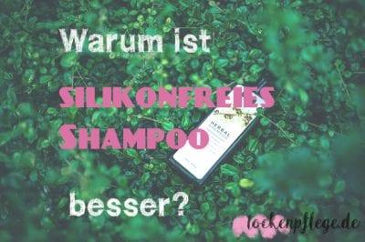 warum silikonfreies Shampoo für Locken besser ist