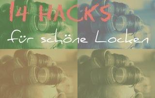 Hacks für Locken