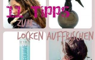 Locken auffrischen: 11 super Tipps