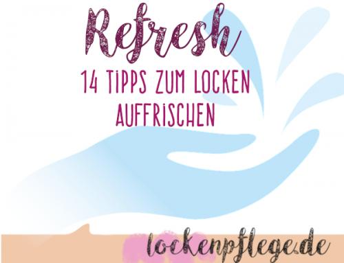 Refresh: 14 Tipps zum Locken auffrischen am zweiten Tag