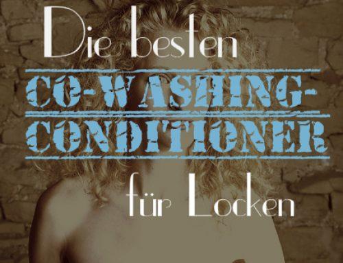 Die besten Co-Washing-Conditioner und Co-Wash-Produkte für Locken