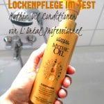 Lockenpflege im Test: Mythic Oil Conditioner L'Oreal