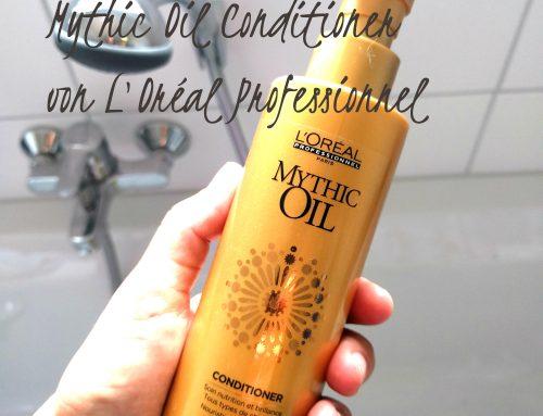 Lockenpflege im Test: L'Oréal Professionnel Mythic Oil Conditioner – Leichte Lockenspülung