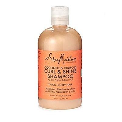 Sulfatfreies Shampoo für Locken