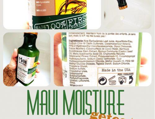 Maui Moisture im Test: neue Marke bei dm – Achtung Mogelpackung!