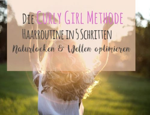 Curly Girl Methode – In 5 Schritten schöne Locken