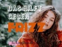 Frizz bei Locken - Was hilft gegen Frizz?