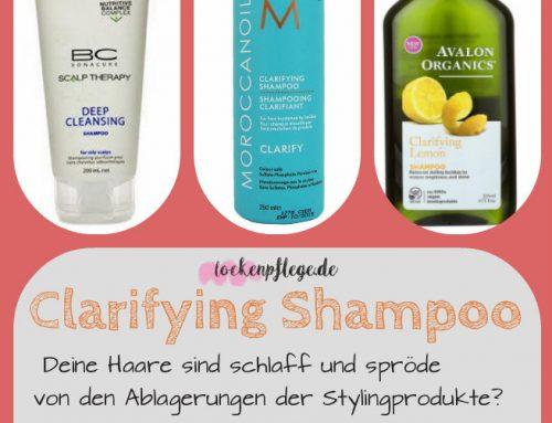 Warum wir Clarifying Shampoo brauchen