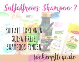 Warum Sulfatfreies Shampoo
