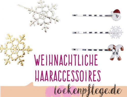 Haarschmuck für Weihnachten & weihnachtliche Haaraccessoires & Haarspangen
