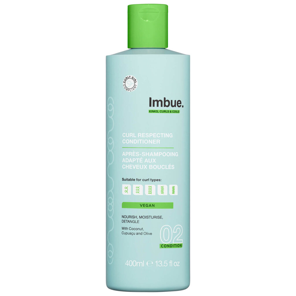 Imbue Conditioner Curly Girl Methode
