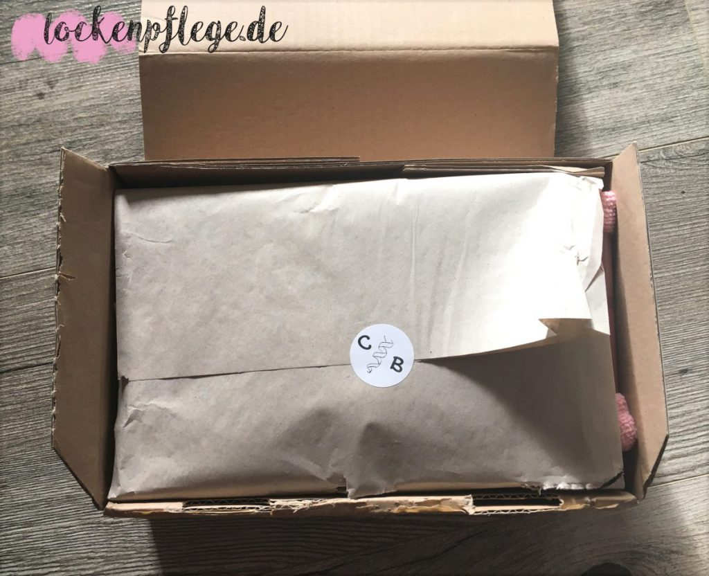 Curly Box - Was ist drin?